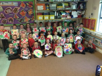 P.1 Class Assembly!